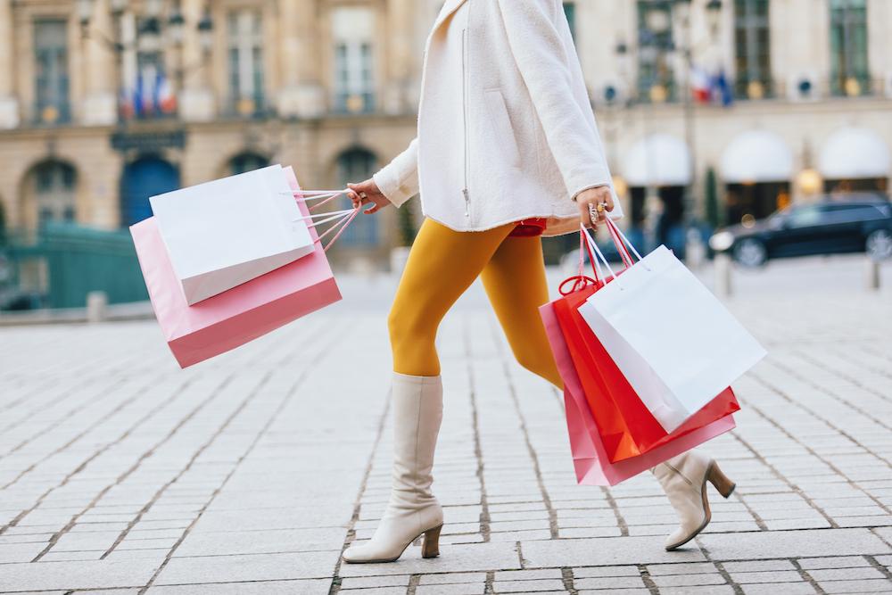 shopping quartier opéra paris